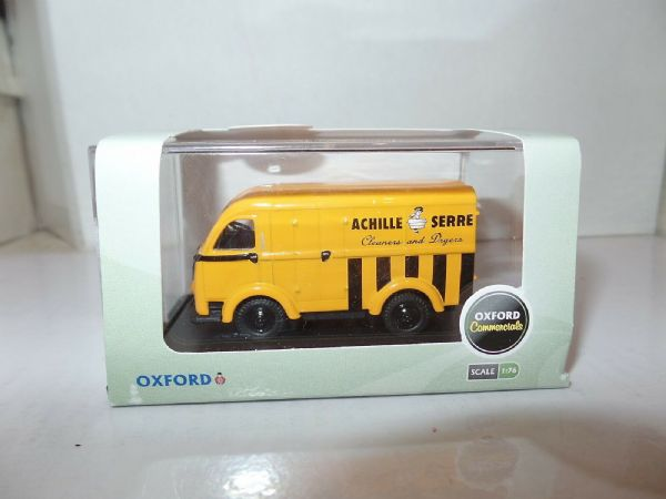 Oxford 76SP064 SP064 1/76 Austin K8 THree 3 Way Van Achille Serre Cleaners Dyers